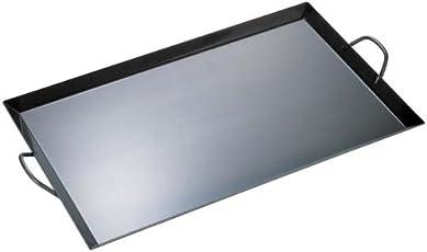 キャプテンスタッグ(CAPTAIN STAG) バーベキュー BBQ用 鉄板 ニューアイガーグリドル 700×450mm LLM-6569