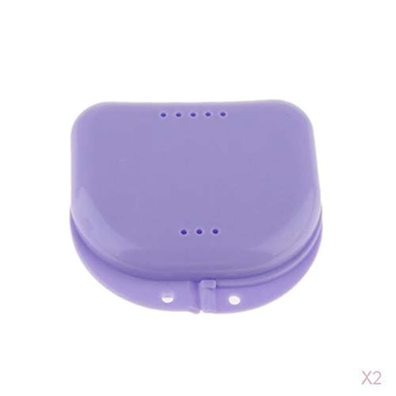 ゲージ要求する柱入れ歯収納 入れ歯ケース 義歯ケース 義歯ボックス 義歯収納容器 リテーナーボックス 携帯便利
