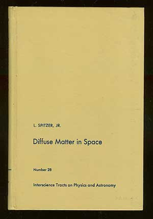 Diffuse Matter in Space (Tracts on Physics & Astronomical)