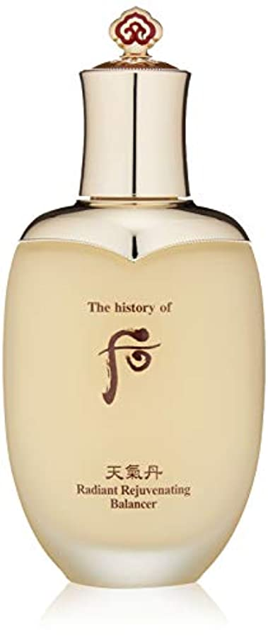 生態学手錠消化器后 (The History Of 后) Cheongidan Radiant Rejuvenating Balancer 150ml/5oz並行輸入品