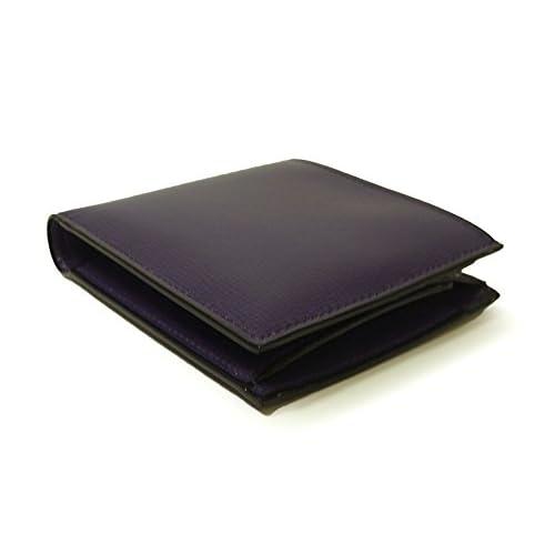 (ヴァレクストラ)Valextra 財布 メンズ 二つ折 (ヴァイン) V8L23-044-00VI VX-145 [並行輸入品]