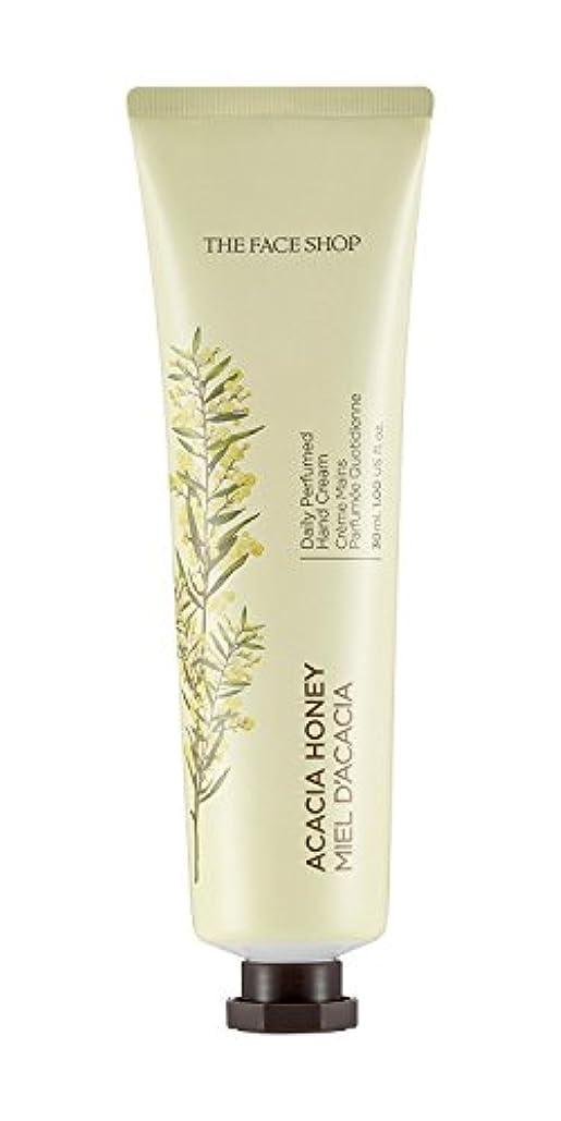 帽子ゲインセイ月曜日[1+1] THE FACE SHOP Daily Perfume Hand Cream [08. Acacia honey] ザフェイスショップ デイリーパフュームハンドクリーム [08.アカシアハチミツ] [new]...