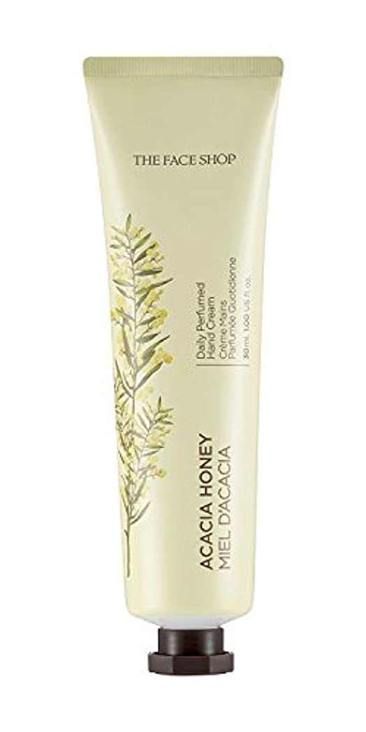 分泌するフロント是正[1+1] THE FACE SHOP Daily Perfume Hand Cream [08. Acacia honey] ザフェイスショップ デイリーパフュームハンドクリーム [08.アカシアハチミツ] [new]...
