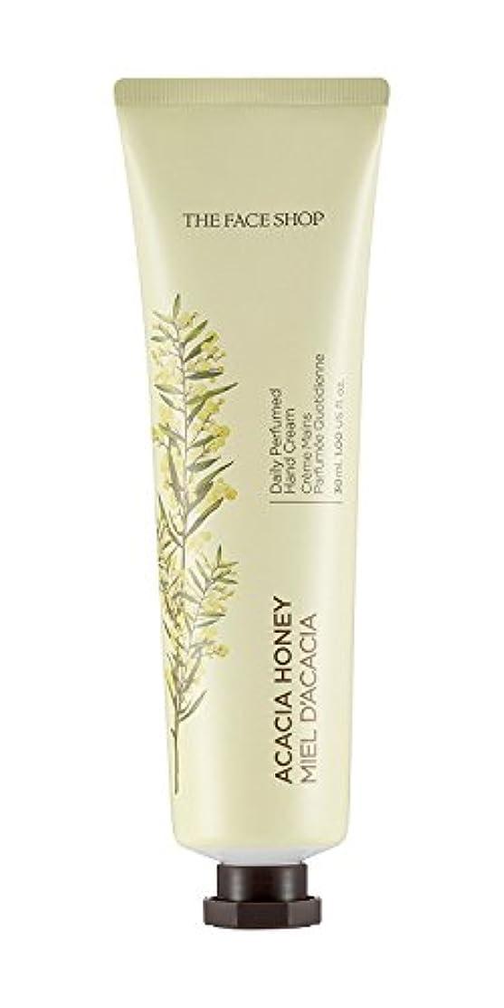 よろめくほとんどの場合熱意[1+1] THE FACE SHOP Daily Perfume Hand Cream [08. Acacia honey] ザフェイスショップ デイリーパフュームハンドクリーム [08.アカシアハチミツ] [new]...