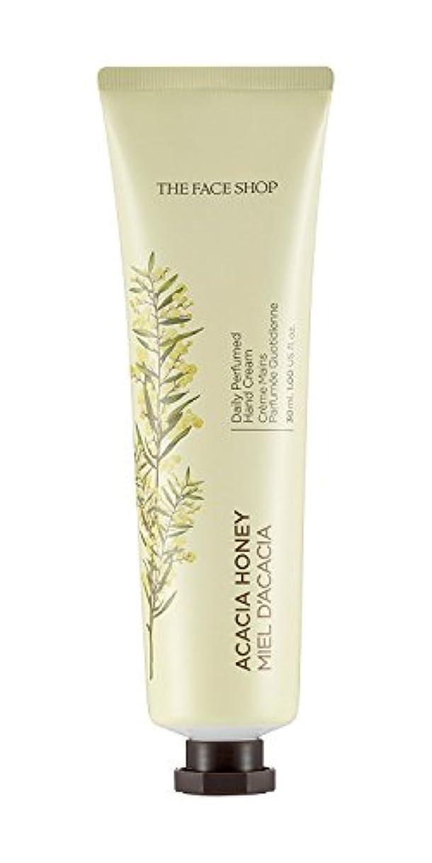 教育者メルボルンアコード[1+1] THE FACE SHOP Daily Perfume Hand Cream [08. Acacia honey] ザフェイスショップ デイリーパフュームハンドクリーム [08.アカシアハチミツ] [new]...