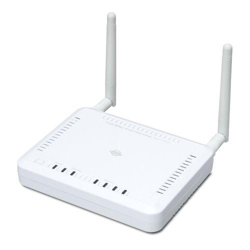 PLANEX 無線LANエリアをかんたんに拡大 300Mbpsハイパワー無線LAN中継器 MZK-EX300N-EZ  [フラストレーションフリーパッケージ(FFP)]