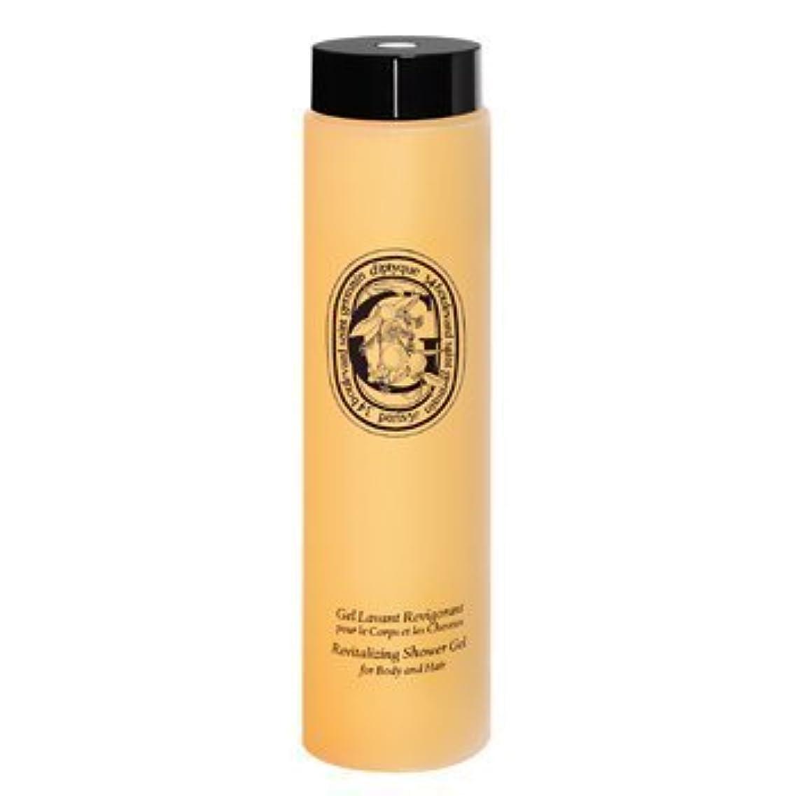 価値のないクルーズ人種Diptyque The Art of Body Care Revitalizing Shower Gel Hair & Body-6.8 oz by Diptyque [並行輸入品]