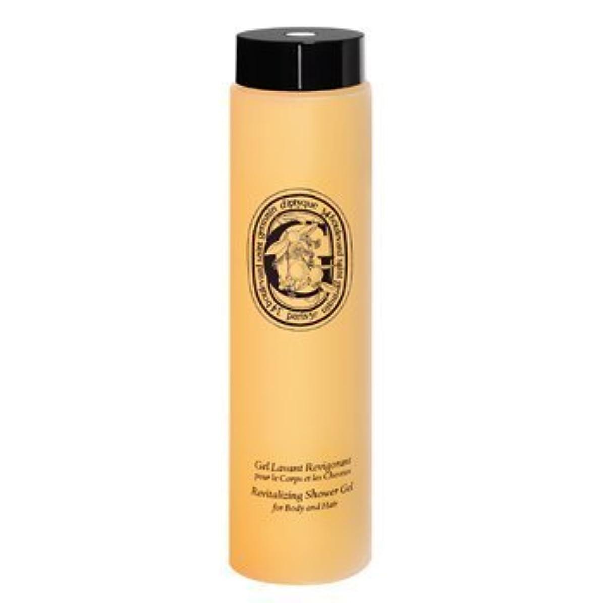 食事フクロウ弾力性のあるDiptyque The Art of Body Care Revitalizing Shower Gel Hair & Body-6.8 oz by Diptyque [並行輸入品]