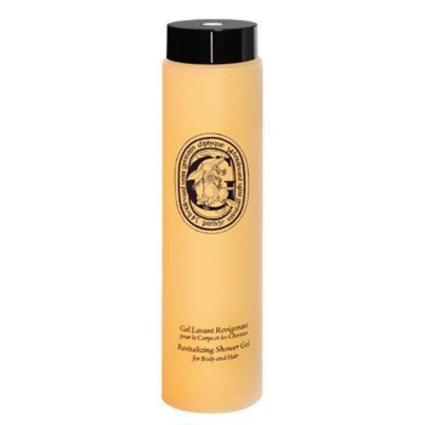 影響売り手コースDiptyque The Art of Body Care Revitalizing Shower Gel Hair & Body-6.8 oz by Diptyque [並行輸入品]