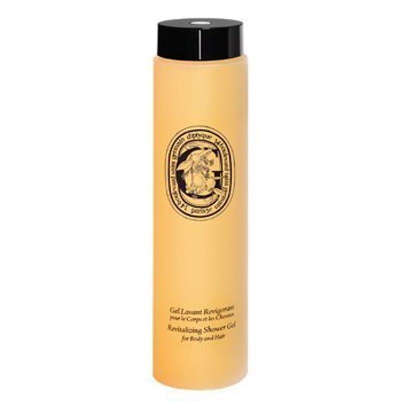 シロクマスポンジモルヒネDiptyque The Art of Body Care Revitalizing Shower Gel Hair & Body-6.8 oz by Diptyque [並行輸入品]
