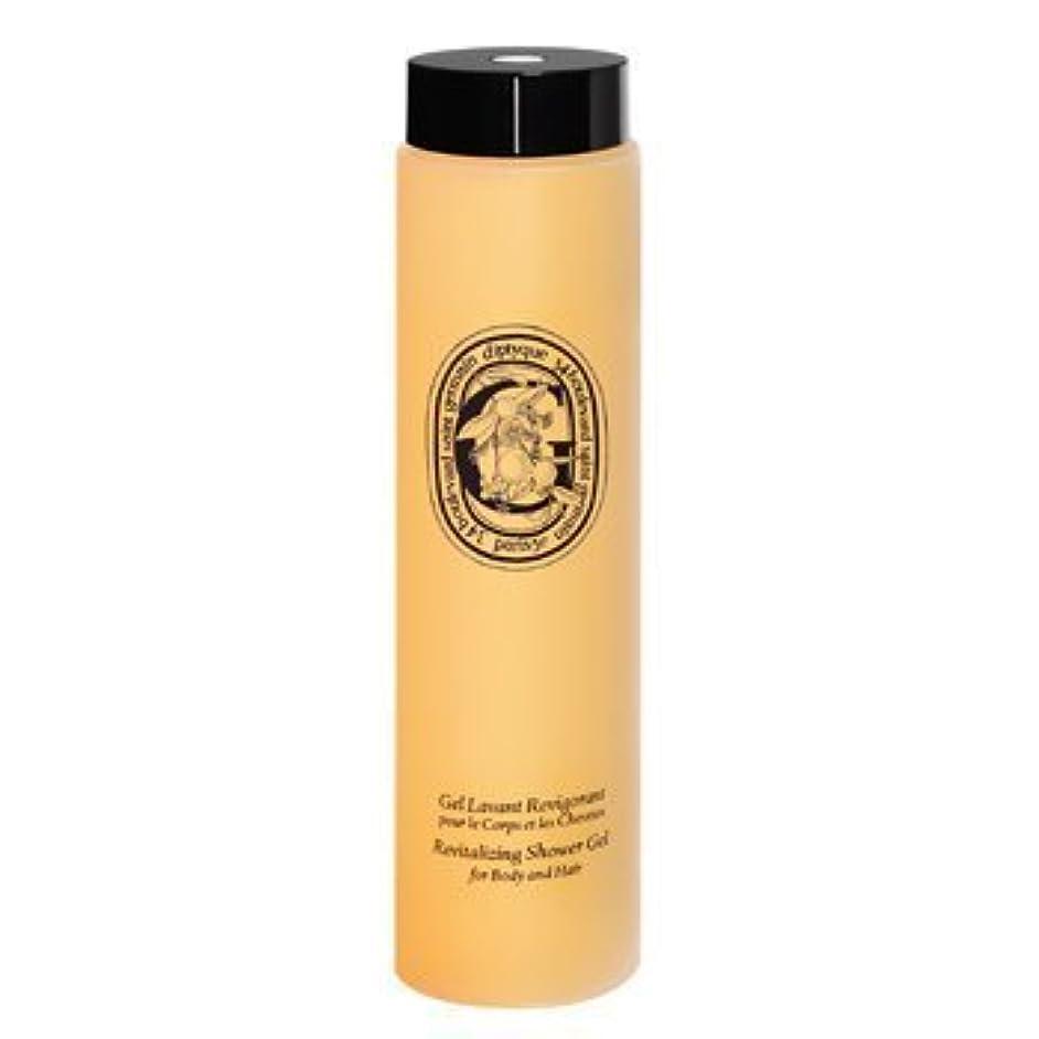 少なくとも数学者運営Diptyque The Art of Body Care Revitalizing Shower Gel Hair & Body-6.8 oz by Diptyque [並行輸入品]