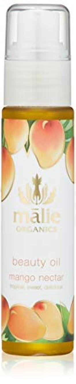 お別れ堂々たる納税者Malie Organics(マリエオーガニクス) ビューティーオイル マンゴーネクター 75ml