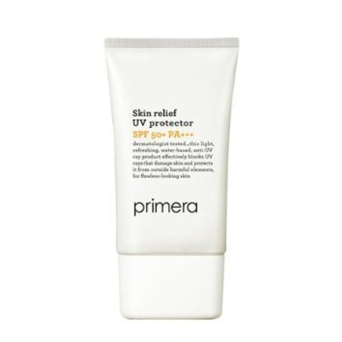 紳士気取りの、きざなかんたんほのめかすKorean Cosmetics, Amorepacific Primera Skin Relief UV Protector SPF50+ PA+++ 50ml[行輸入品]