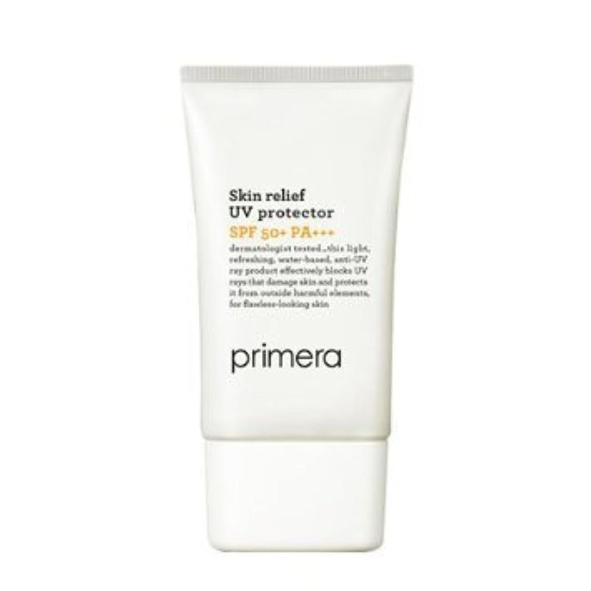 スーツ欠陥病んでいるKorean Cosmetics, Amorepacific Primera Skin Relief UV Protector SPF50+ PA+++ 50ml[行輸入品]