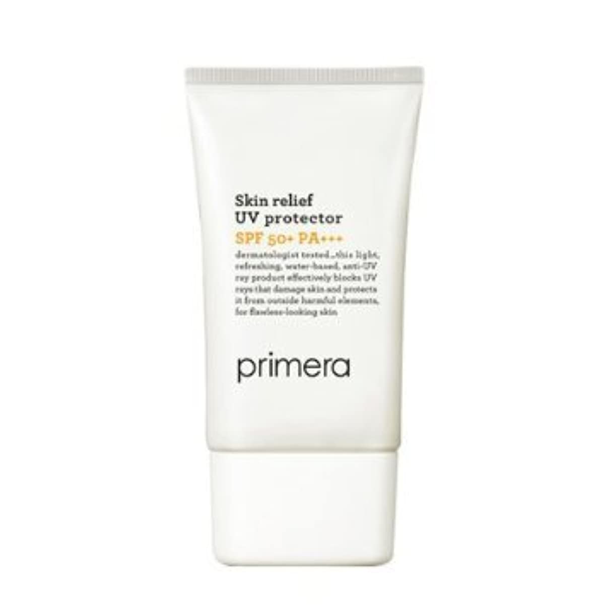 静かにデザイナー驚かすKorean Cosmetics, Amorepacific Primera Skin Relief UV Protector SPF50+ PA+++ 50ml[行輸入品]