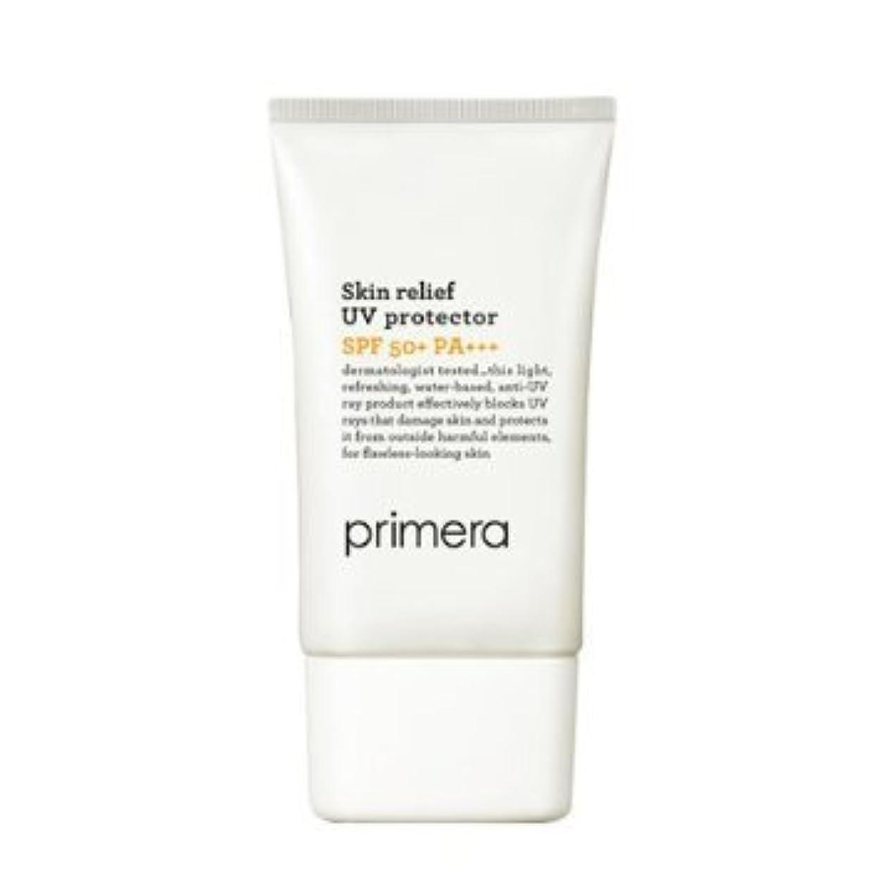 スペードスラム富Korean Cosmetics, Amorepacific Primera Skin Relief UV Protector SPF50+ PA+++ 50ml[行輸入品]