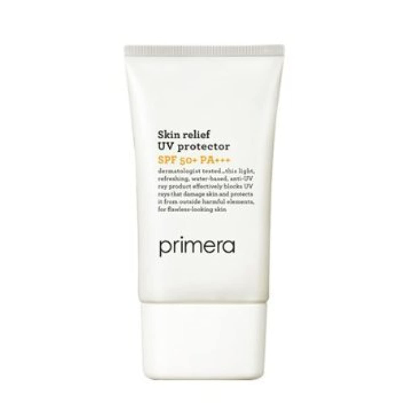 コック違反受け入れKorean Cosmetics, Amorepacific Primera Skin Relief UV Protector SPF50+ PA+++ 50ml[行輸入品]