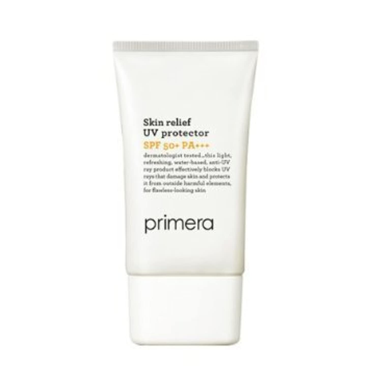 放棄するパプアニューギニアアコーKorean Cosmetics, Amorepacific Primera Skin Relief UV Protector SPF50+ PA+++ 50ml[行輸入品]