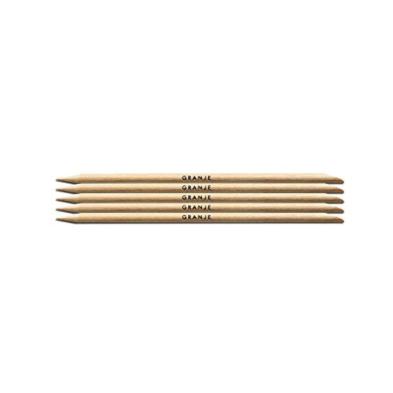 建設地平線形式GRANJE(グランジェ) WOOD STICK ウッドスティック [セルフジェルネイル/ネイルツール]