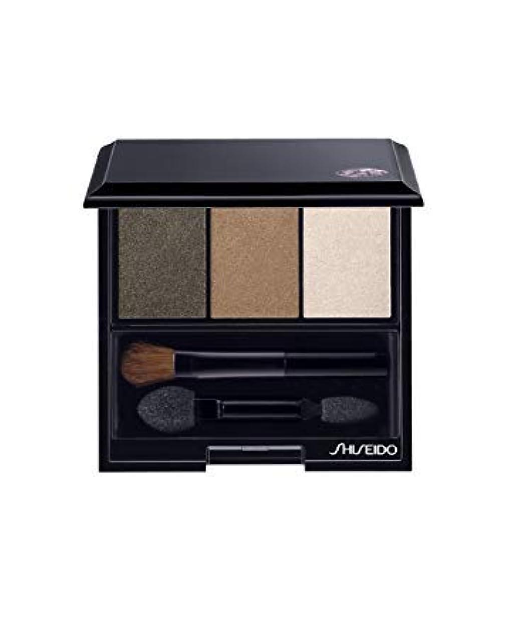 優しさ受信飢えた資生堂 ルミナイジング サテン アイカラー トリオ BR307(Shiseido Luminizing Satin Eye Color Trio BR307) [並行輸入品]