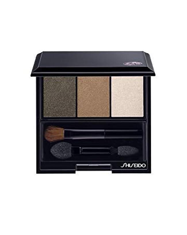 かごロードブロッキング珍味資生堂 ルミナイジング サテン アイカラー トリオ BR307(Shiseido Luminizing Satin Eye Color Trio BR307) [並行輸入品]