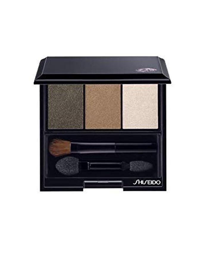 ワーム何かテラス資生堂 ルミナイジング サテン アイカラー トリオ BR307(Shiseido Luminizing Satin Eye Color Trio BR307) [並行輸入品]