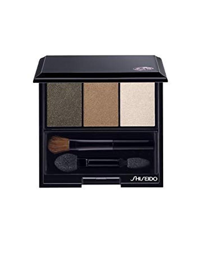 アレイトラップ無視できる資生堂 ルミナイジング サテン アイカラー トリオ BR307(Shiseido Luminizing Satin Eye Color Trio BR307) [並行輸入品]