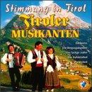 Tiroler Musikanten-Stimming in