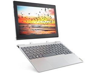 Lenovo/レノボ  10.1型Windowsタブレット ideapad Miix 320 80XF0002JP Wi-Fiモデル プラチナシルバー