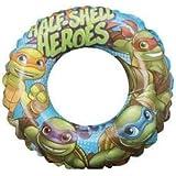 Teenage Turtles (ティーンネイジタートルズ) 浮き輪 スイムリング 子供用 [並行輸入品]