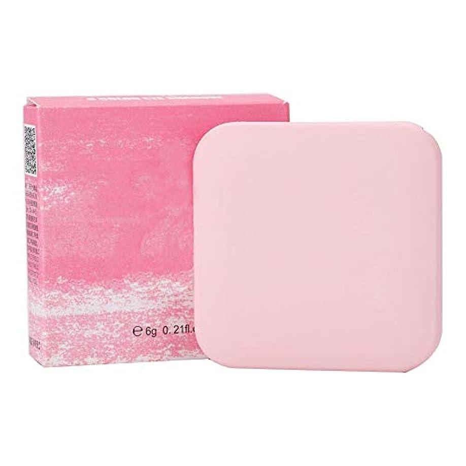 ポータル行為テープ6色 アイシャドウパレット 6g アイシャドウパレット 化粧マットグロス アイシャドウパウダー 化粧品ツール (01)