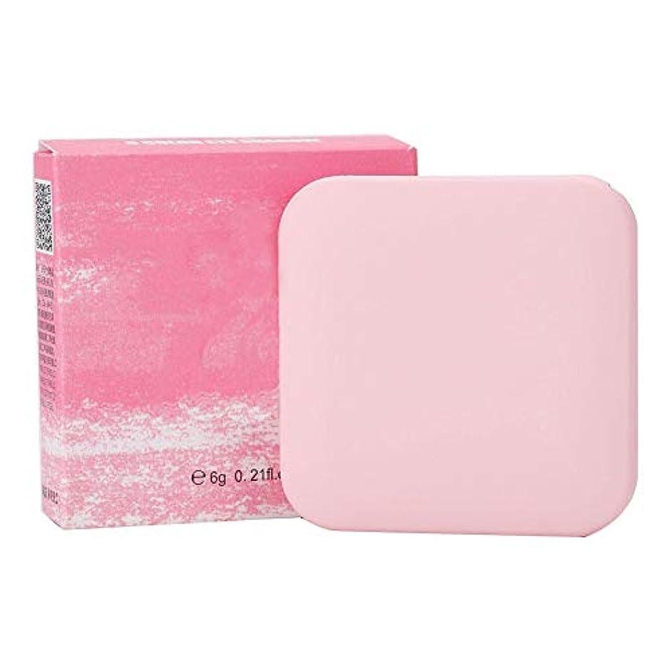 順応性ミュウミュウ順応性のある6色 アイシャドウパレット 6g アイシャドウパレット 化粧マットグロス アイシャドウパウダー 化粧品ツール (01)