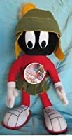 Vintage 1991 Looney Tunes MARVIN THE MARTIAN Posable Plush (14) [並行輸入品]