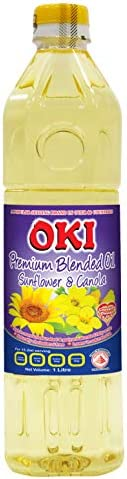 OKI Blended Oil Sunflower & Canola