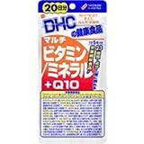 【DHC】DHCの健康食品 マルチビタミン/ミネラル+Q10 20日分 100粒