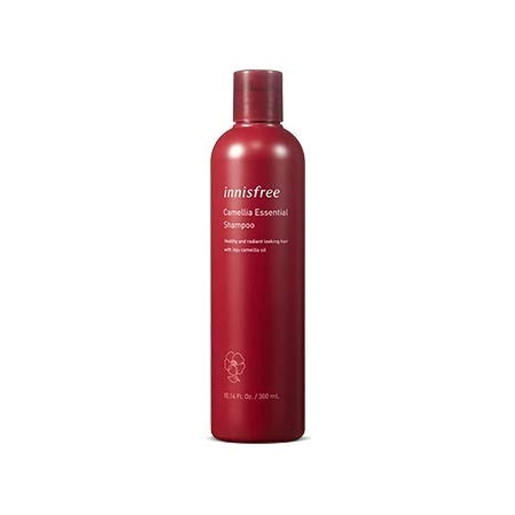 伝染性の熱狂的な布[イニスフリー.innisfree]カメリアエッセンシャルシャンプー300mL Camllia Essential Shampoo