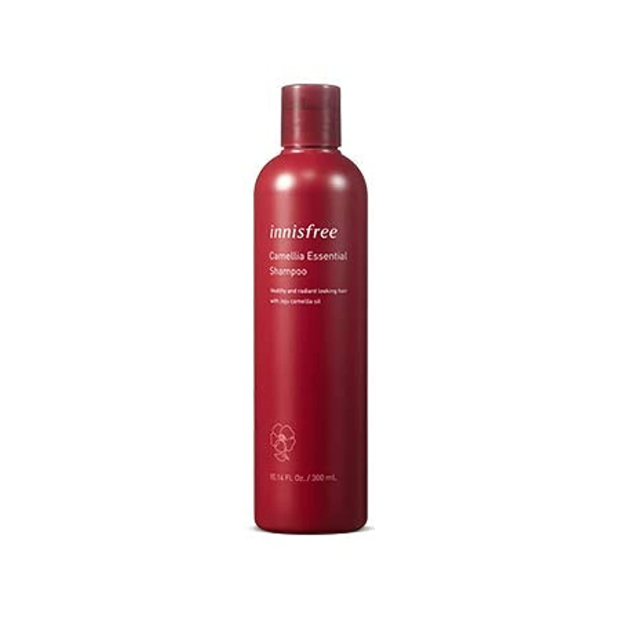 ハンカチ十代の若者たち廊下[イニスフリー.innisfree]カメリアエッセンシャルシャンプー300mL Camllia Essential Shampoo