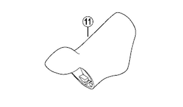 Shimano ST-2300 indicator lens