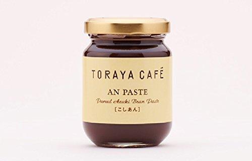 とらや 虎屋 TORAYA CAFE あんペースト [こしあん] スモール