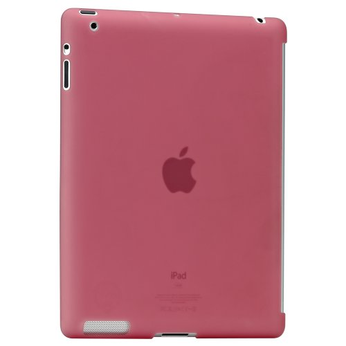 OZAKI Smart Cover対応 軽量iPad 2専用カバー iCoat Wardrobe+ ピンクモデル IC897PK