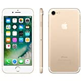 【SIMロック解除済】 Apple iPhone7 32GB ゴールド docomo