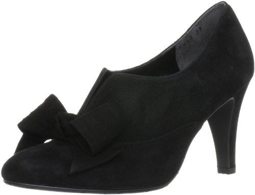 リボンモチーフブーティー メルモ(靴)