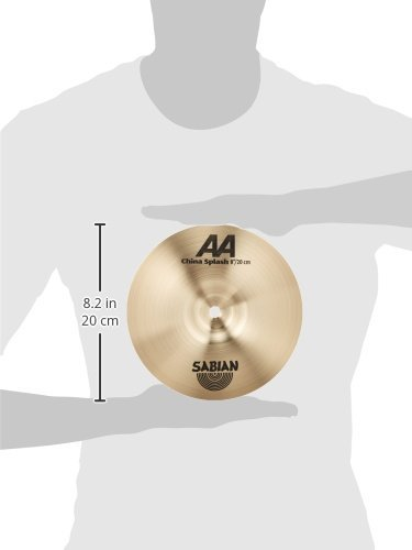 SABIAN [AA] CHINA SPLASH AA-8CSP