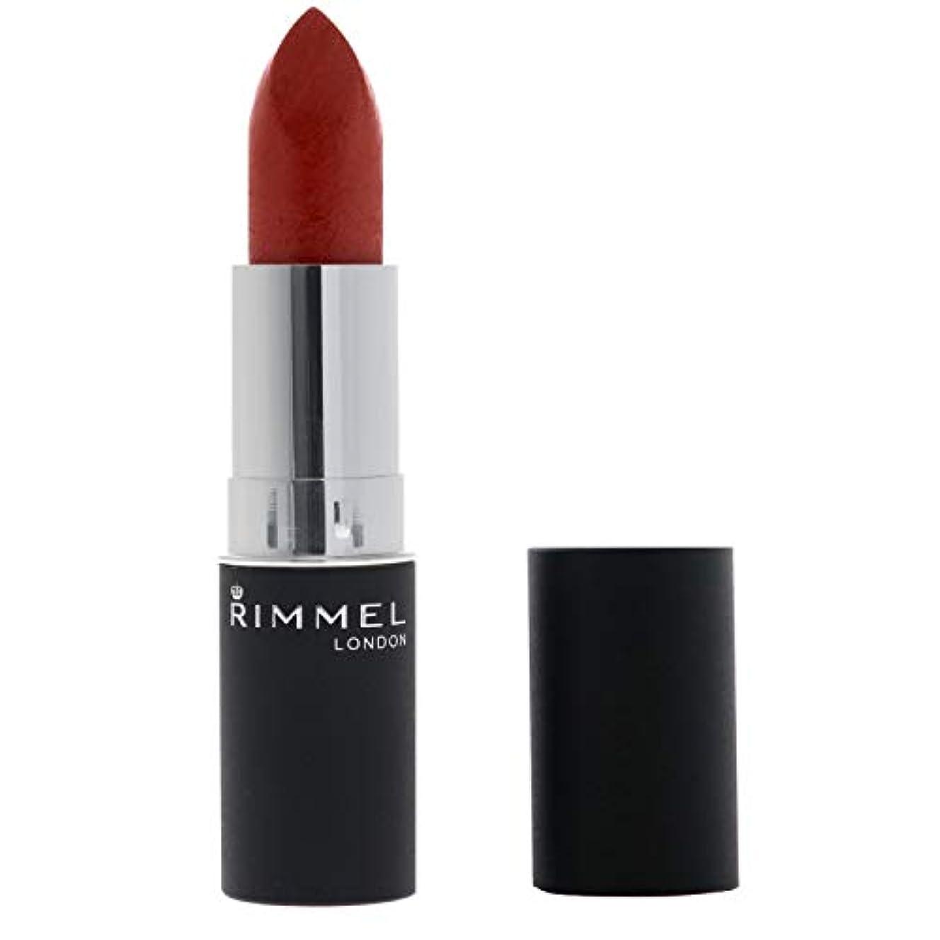 チロ暖かさ慣れるRimmel (リンメル) リンメル マシュマロルック リップスティック 032 ブラウンレッド 3.8g 口紅