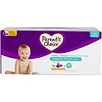 Parent's Choice - Unscented Baby Wipes, 700ct by Parent's Choice