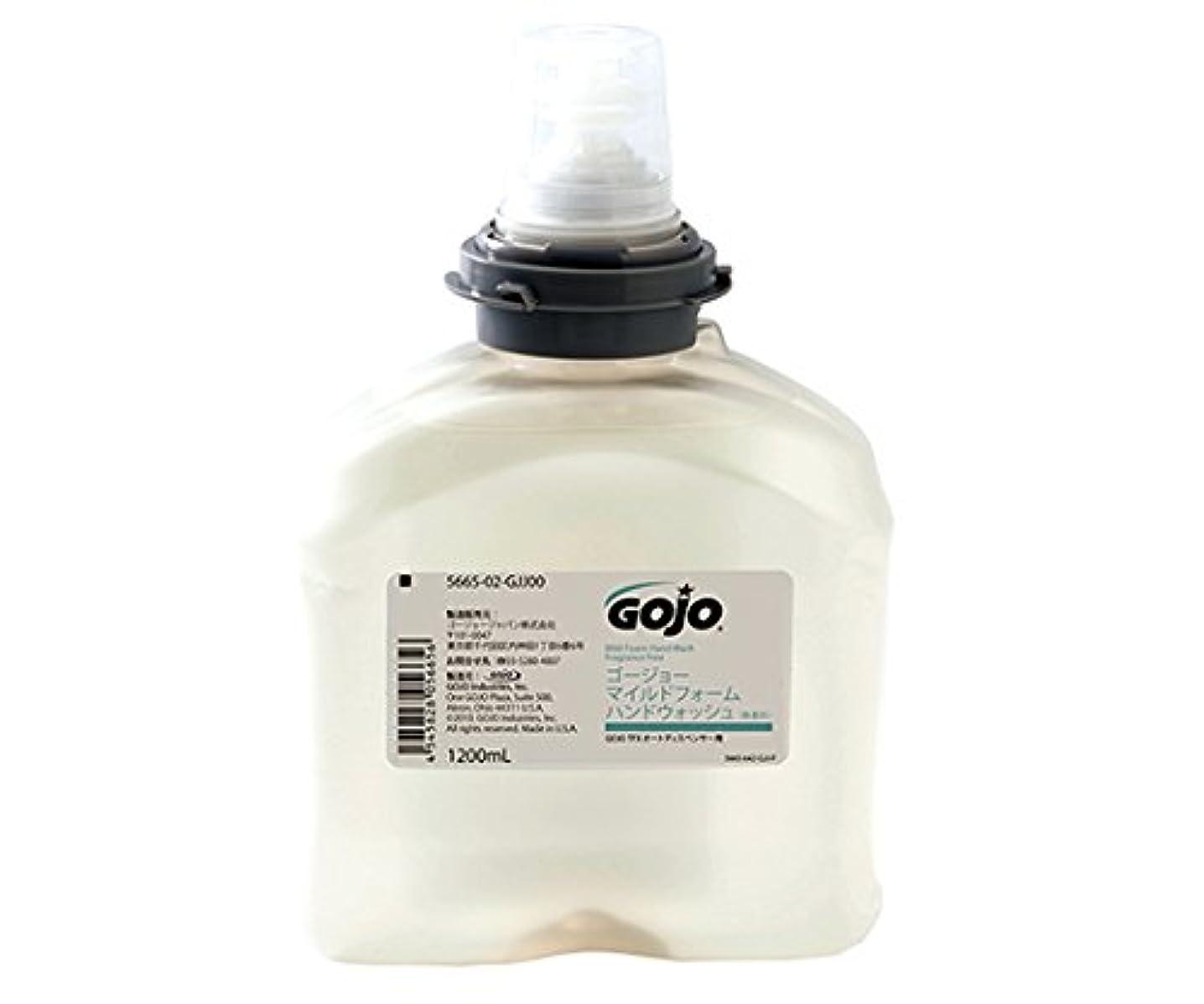 ハッピー途方もない以来GOJO7-3305-14TFXオートディスペンサーゴージョー専用ハンドソープ