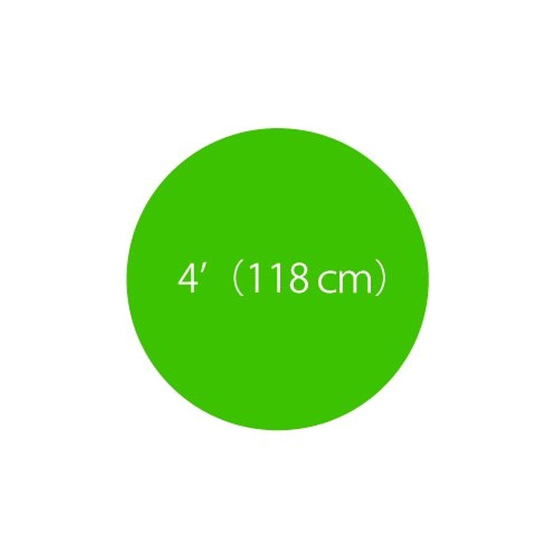 ゴム風船 (ジャイアントバルーン)4フィート(直径120cm)キウィライム 1個/ロット