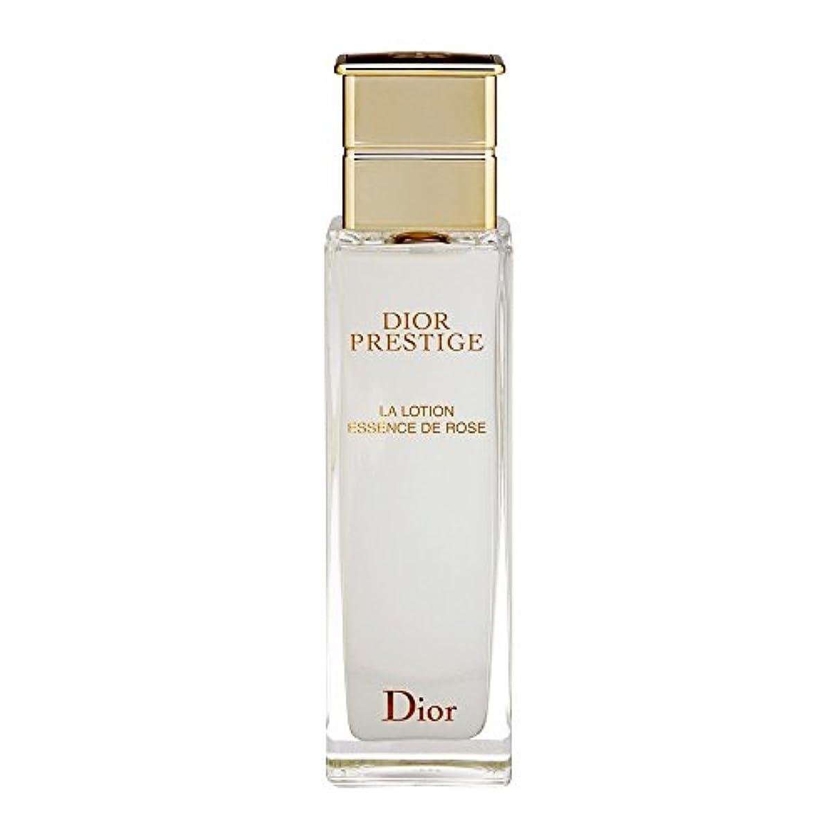 重さ混雑全くクリスチャンディオール Christian Dior プレステージ ラ ローション エッセンス デ ローズ 150ml [並行輸入品]