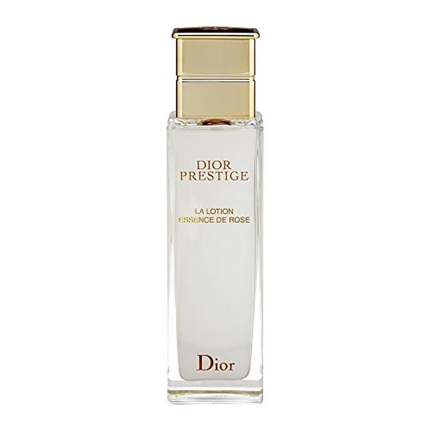 叙情的な一般ピケクリスチャンディオール Christian Dior プレステージ ラ ローション エッセンス デ ローズ 150ml [並行輸入品]