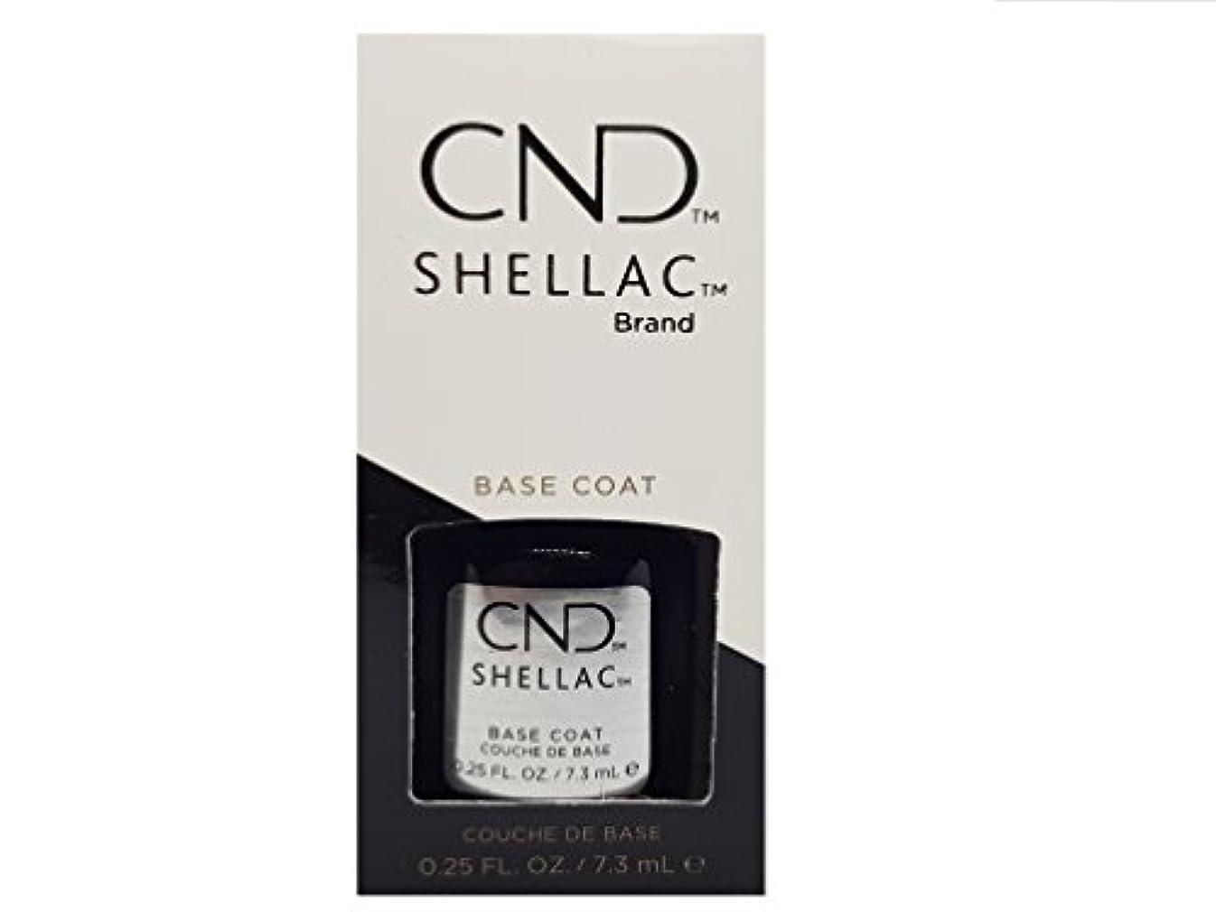 抽象化スタウト禁止CND シェラック UVベースコート 7.3ml